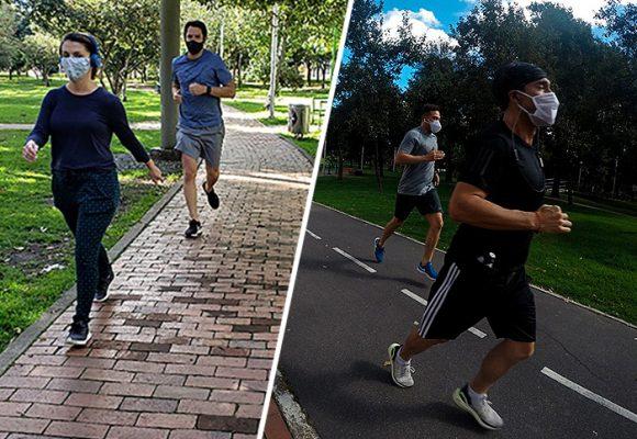 Aprendiendo a hacer ejercicio en la nueva normalidad