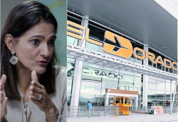 Ministra Orozco le mete el acelerador al protocolo para reactivar transporte aéreo