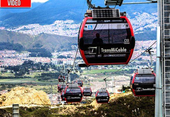 ParaÍso: la última estación del TransMiCable en Bogotá