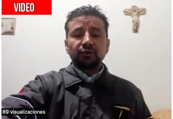 VIDEO: El aterrador descuido con el que trabajan los empleados de Transmilenio