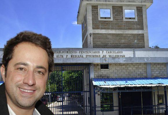 Uribe Noguera regresó a su oficio de arquitecto en la cárcel La Tramacúa