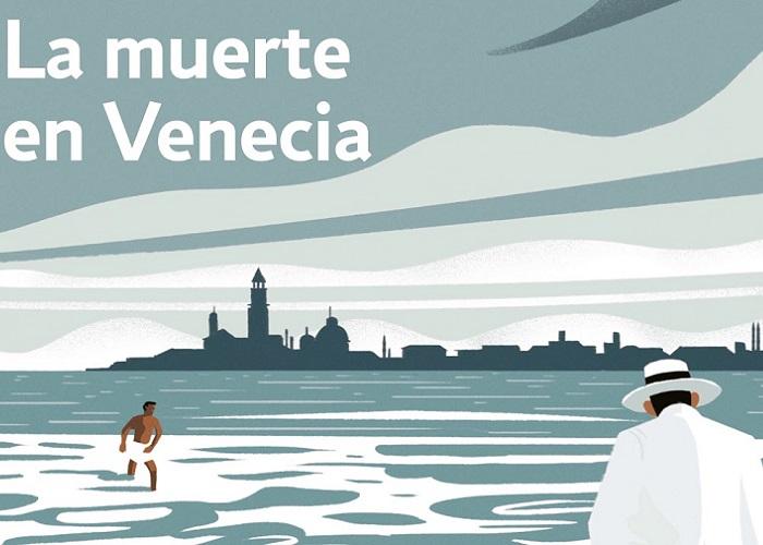 'La muerte en Venecia', un cúmulo de pasiones desbordadas