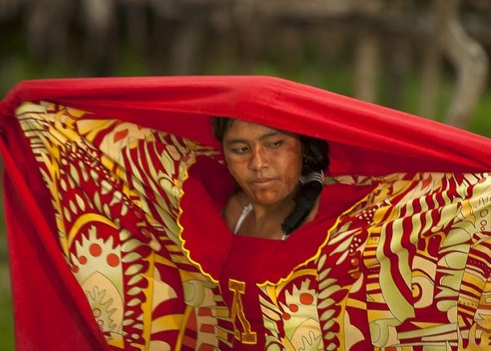 En el Día Internacional de la Mujer Indígena, el mejor reconocimiento para las wayúu es el agua