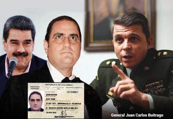 La mala hora de Juan Carlos Buitrago, el general que se le atravesó a Álex Saab