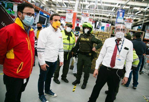 El Alkosto más grande del país fue multado en Bogotá