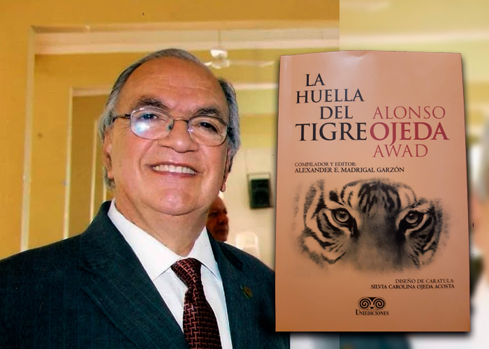 Las huellas del tigre Alonso Ojeda Awad