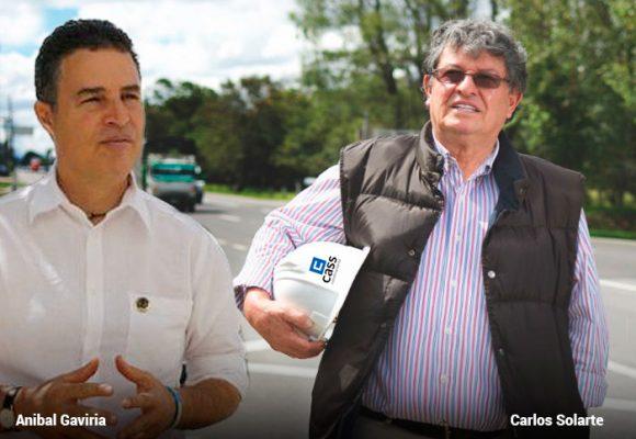 El contrato que enreda al gobernador Aníbal Gaviria