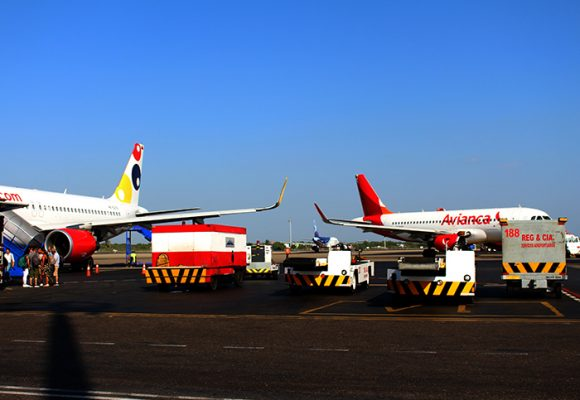 Avianca y VivaAir arrancan con vuelos