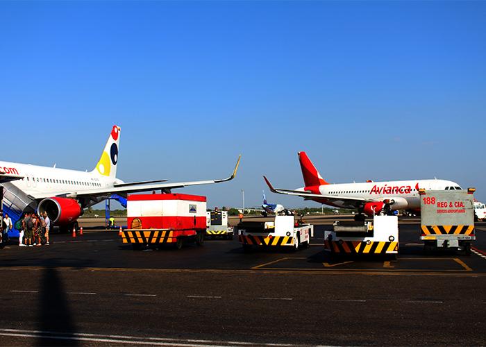 Aerolíneas en Colombia no tendrán que devolver la plata de tiquetes