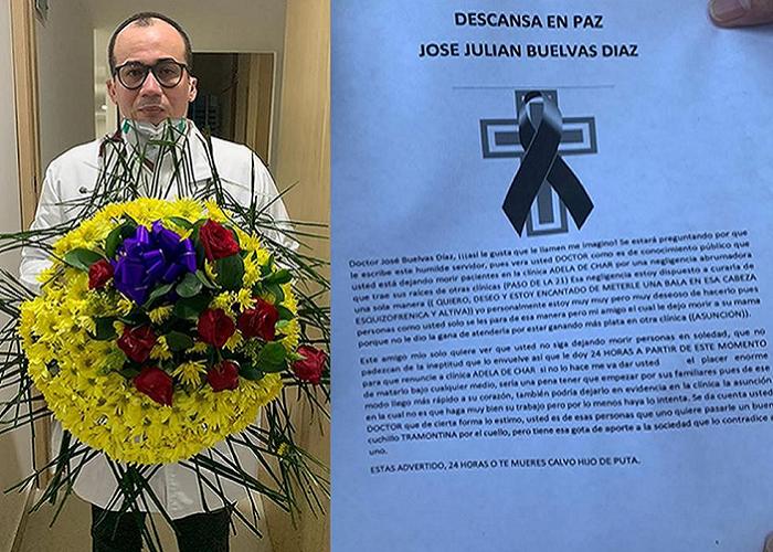 ¿A qué se deben los recientes ataques y amenazas contra los médicos del país?