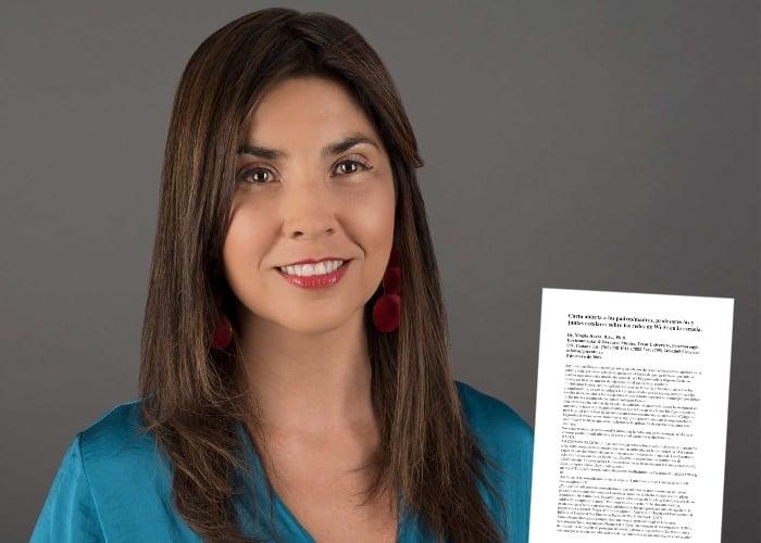 Carta abierta de un profesor a la ministra de Educación