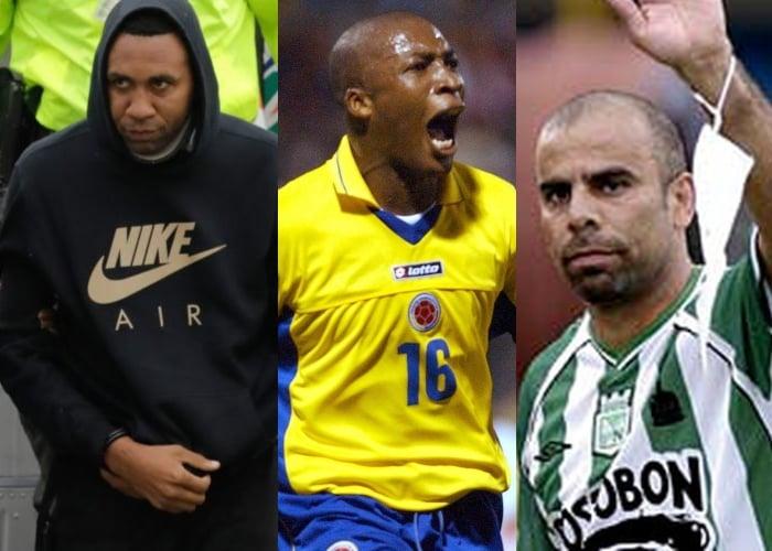 Los ídolos de la selección Colombia enredados con el narcotrafico