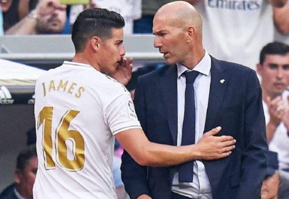 ¿A los 28 años quién fue mejor, Zidane o James?