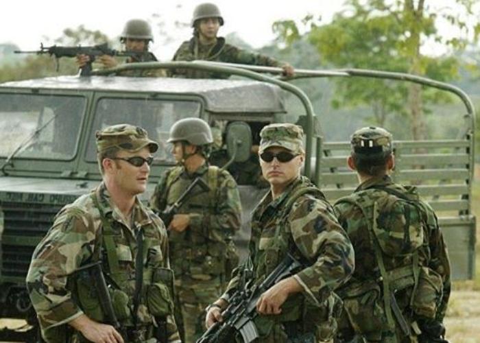 Colombia, ¿plataforma de operaciones militares gringas?