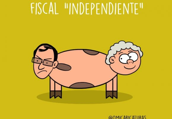 Caricatura: Fiscal