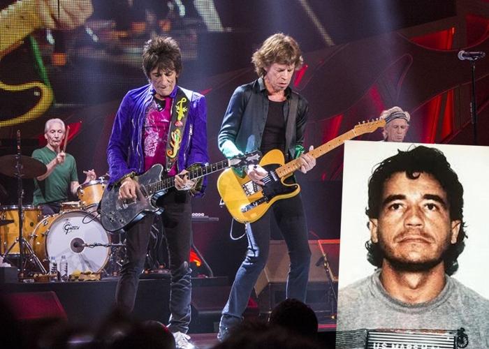 Cuando Carlos Lehder quiso traer a los Rolling Stones a Armenia