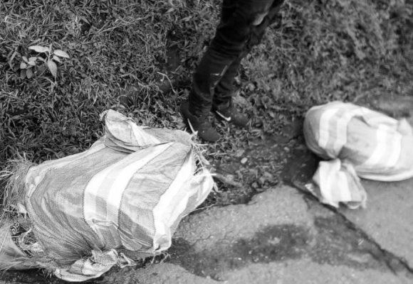 Hallan cuerpo desmembrado en Suárez, Cauca
