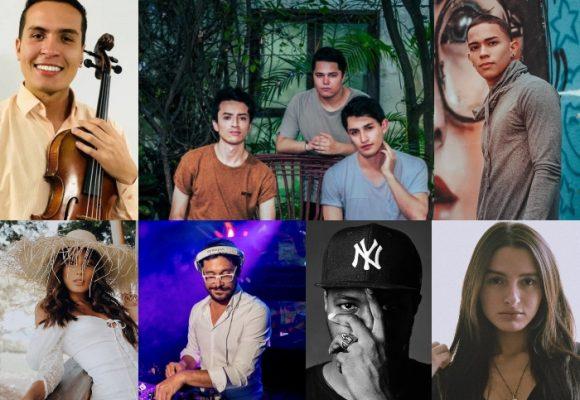 La música no murió y estos son sus héroes