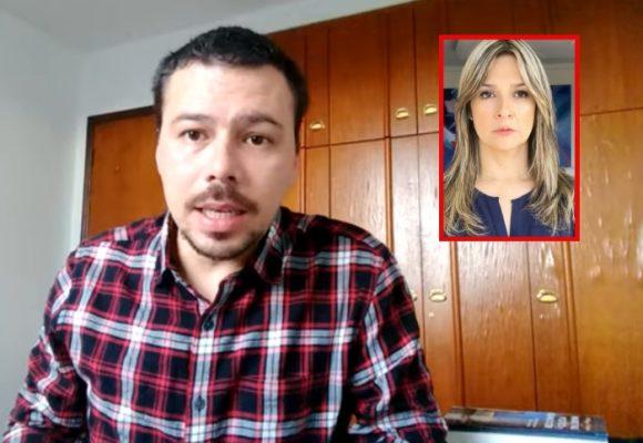 VIDEO: Vicky y el plan a favor de Uribe