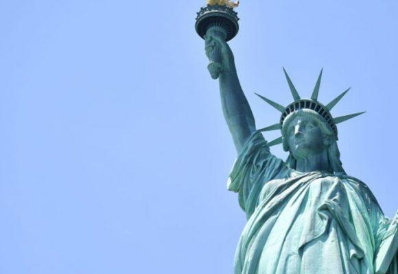 Estatua de la libertad, ¿en el lugar equivocado?