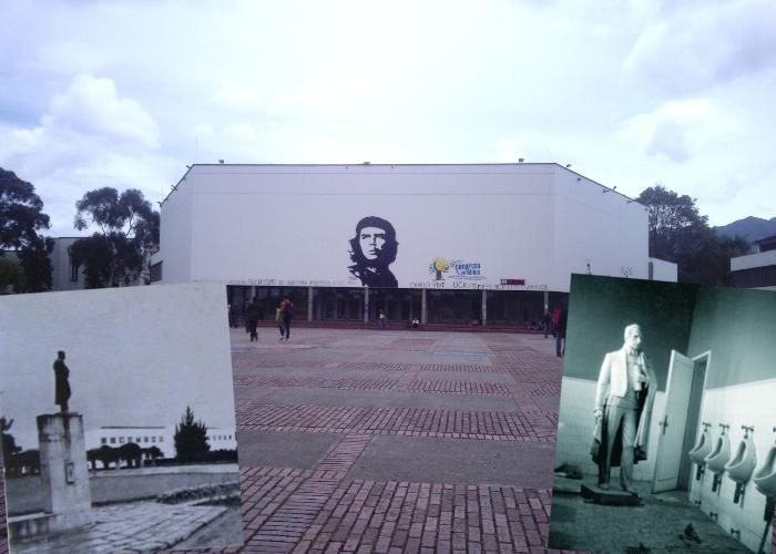 Entre Santander y el Che Guevara