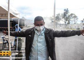 3.541 nuevos casos de contagio y 87 fallecidos por coronavirus en Colombia