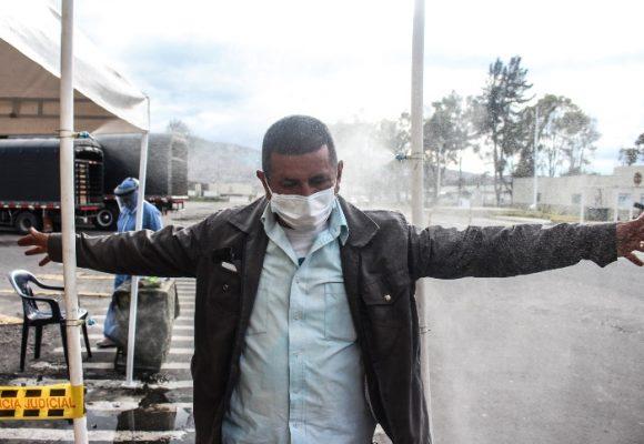 8.488 nuevos contagios y 270 fallecidos más por COVID-19 en Colombia