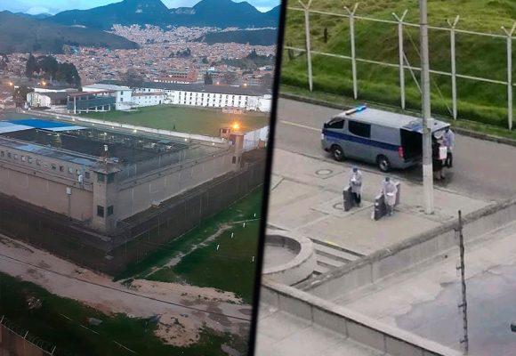 Avanza el COVID-19 en La Picota: 10 contagiados