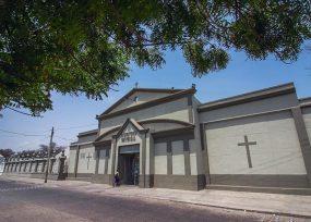 Tragedia con las muertes COVID en Barranquilla: instalan contenedor refrigerador