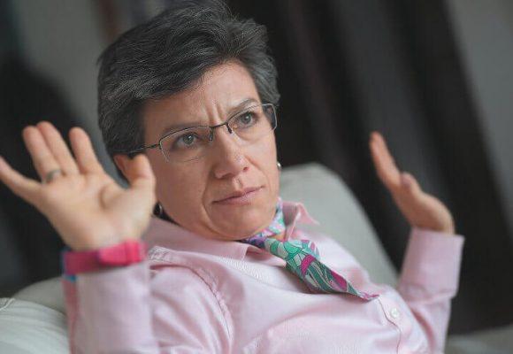 Le piden a Claudia no culpar más Duque y asumir la inseguridad en Bogotá