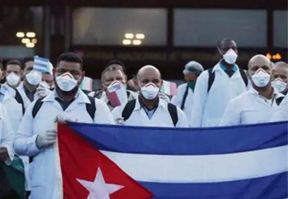 Cuba, una isla dispuesta a enfrentar el COVID-19 en todo el mundo
