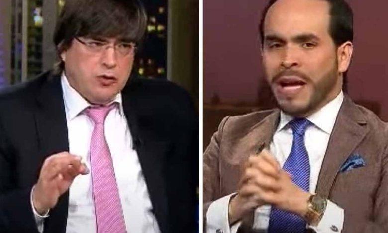 No paran los insultos de Jaime Bayly a Abelardo de la Espriella