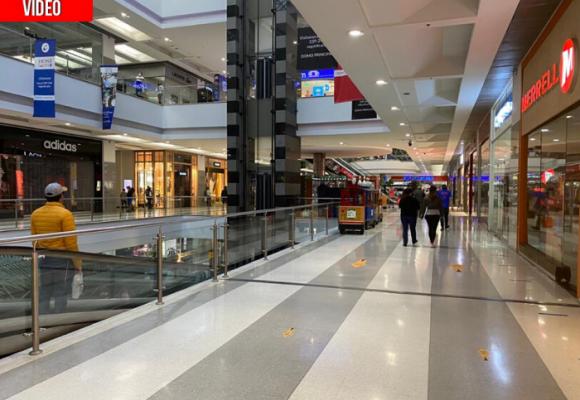 Gran Estación, uno de los primeros centros comerciales en abrir hoy