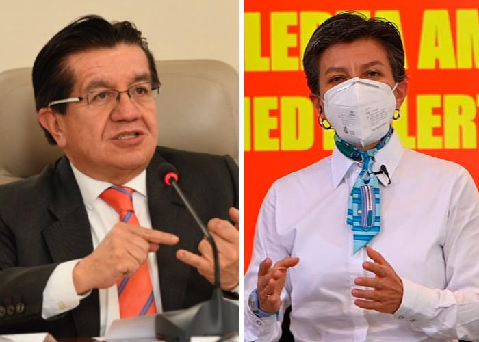 En Bogotá no habrá Cuarentena total anunció Ministro de Salud