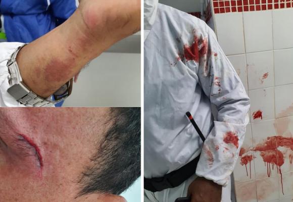 Casi linchan a médicos en Barranquilla