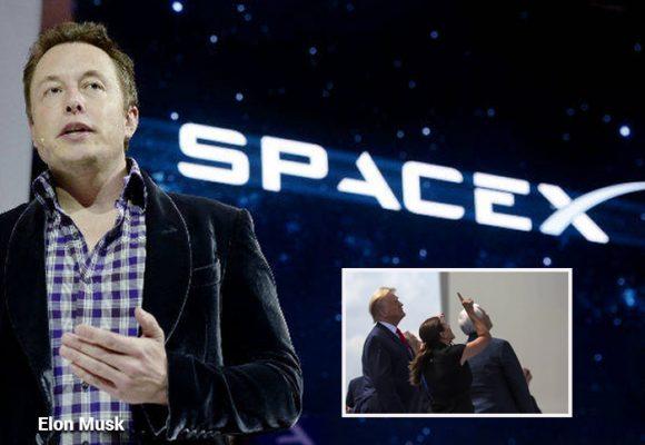 El Space X también disparó la chequera de su dueño Elon Musk