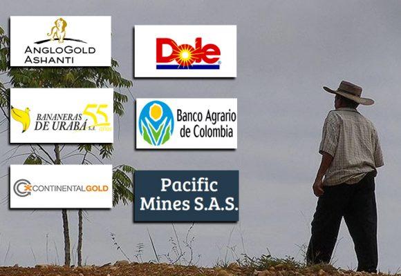 Último informe de las 66 empresas con tierras que eran de campesinos