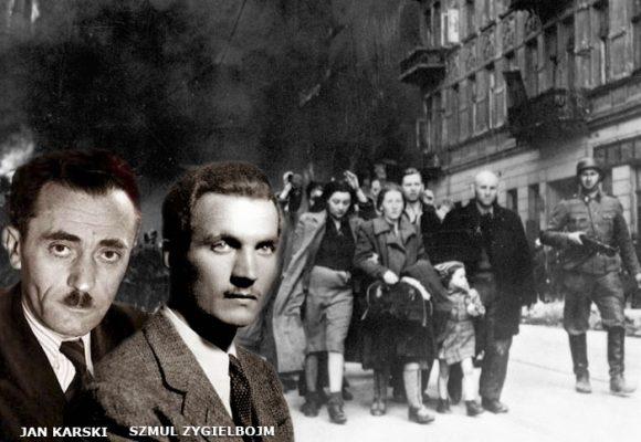 Dos valientes polacos advirtieron el Holocausto y nadie los escuchó