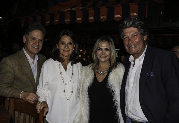 El lunar familiar de la vicepresidenta Marta Lucía Ramírez
