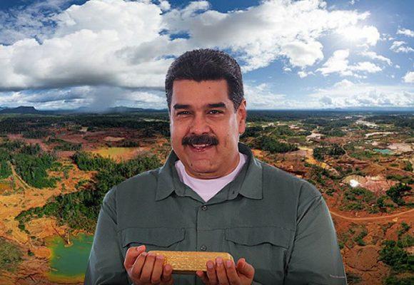 El oro de Maduro