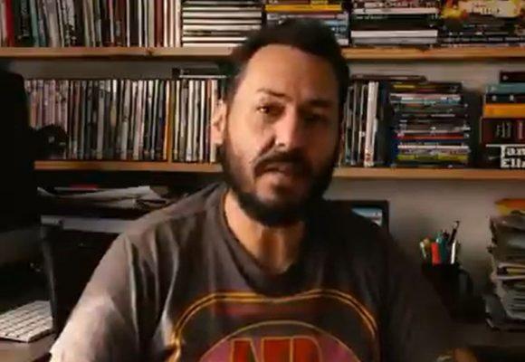 Daniel Mendoza, autor de Matarife, se retira de Twitter