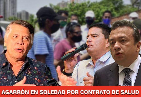 El secretario de Salud quiere llevar a la cárcel al senador Eduardo Pulgar