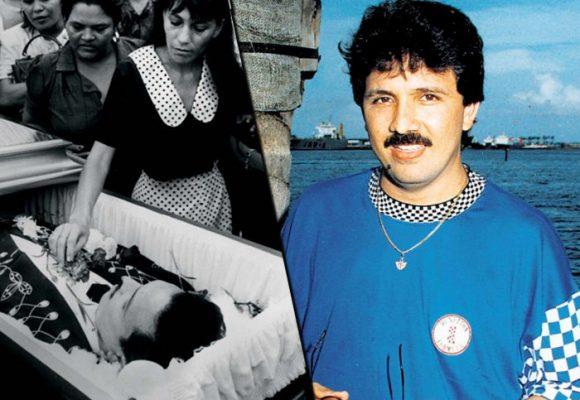 La noche que le pegaron nueve balazos a Rafael Orozco