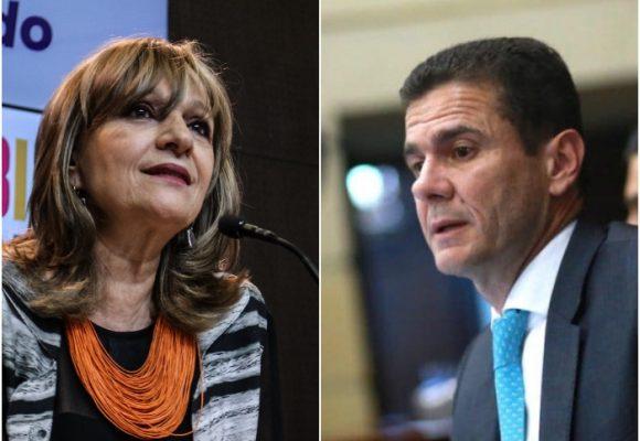 A regañadientes presidente de Cámara a devolverle la curul a Ángela M. Robledo