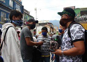 1.340 nuevos casos de contagio y 40 fallecidos más por coronavirus en Colombia