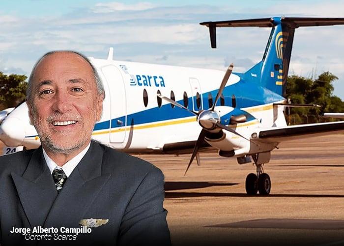 Searca, una aerolínea colombiana beneficiada con la pandemia