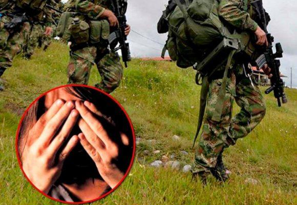 Indignación contra Cabal por defender a los soldados que violaron niña