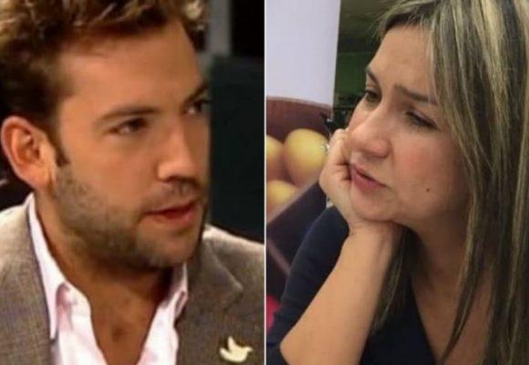 La regañada de Vicky Dávila a Martin Santos