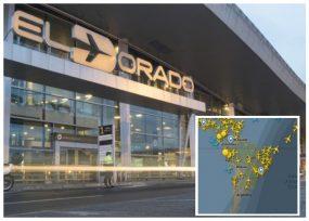 El Dorado, el gran aeropuerto cerrado en la región