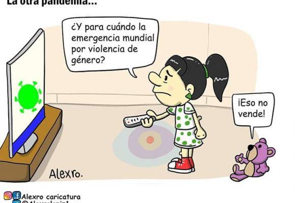 Caricatura: La otra pandemia